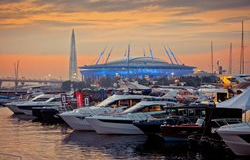 Saint Petersburg International Boat Show 2019