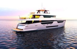 Johnson Yachts привезет две новинки на бот-шоу в Форт-Лодердейле