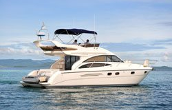 Princess 42 Phetmanee for day charter in Thailand