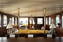 Saloon Maid Marian charter yacht in Thailand